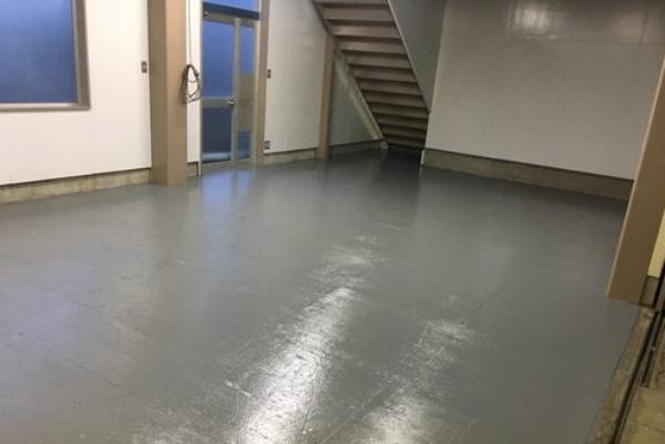 塗床・防塵塗装